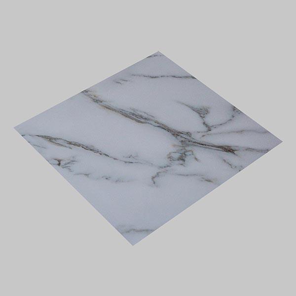 Белый каррара - Панель под мраморную плиту в Алматы от MaxStone
