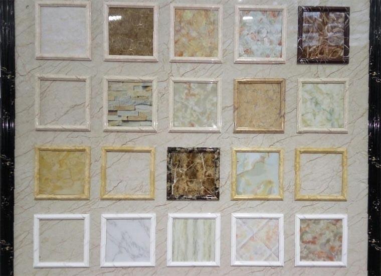 Виды искусственной мраморной плиты от MAXstone