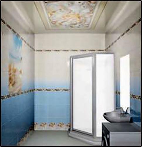 Романтика - Декоративный влагостойкий потолок от MaxStone в Алматы