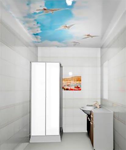 Высота - Декоративный влагостойкий потолок от MaxStone в Алматы