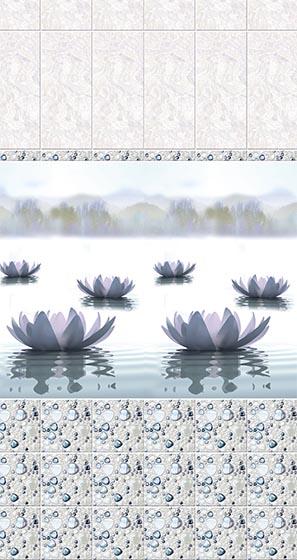 Озеро Пелам - Панели Novita от MaxStone в Алматы