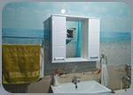 Использованы панели ПВХ «Острова Ботинас» от MAXstone в Алматы