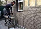 Монтаж Стоун-хаусом (Stone House) в Алматы MAXstone