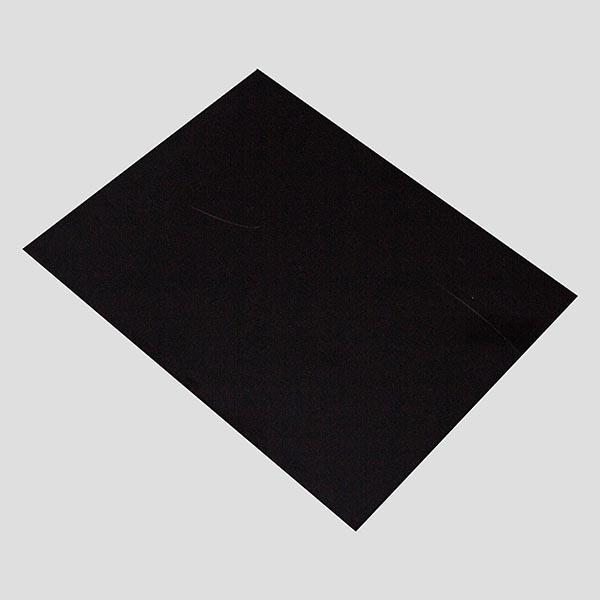 Черная кожа - Декоративные шпоны для мебели и дверей в Алматы