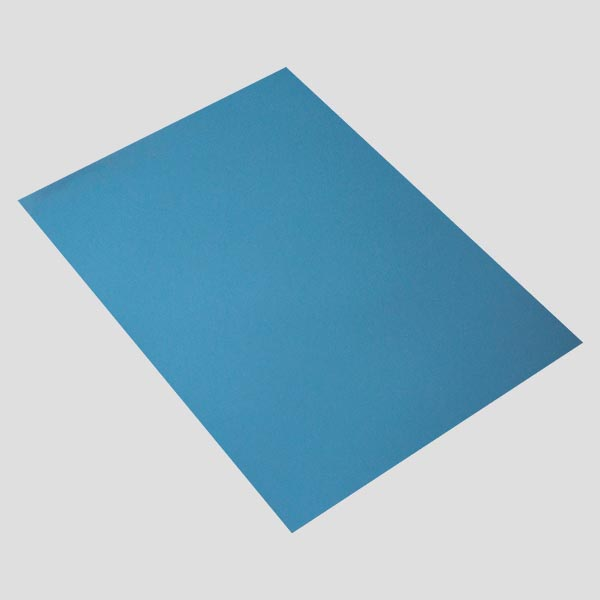 Небесно голубой - Ламинированный шпон для мебели и дверей в Алматы