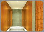 Работы по декоративным шпонам для мебели и дверей от MAXstone